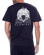 Crooks & Castles - Illuminati Tee-2452349