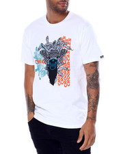 Crooks & Castles - SKULL MASK TECH SS TEE-2452304