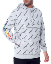 Crooks & Castles - CLASH HOODY-2452486