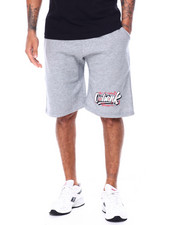 OUTRANK - Graffiti Logo  Shorts-2452076