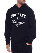 Crooks & Castles - COCAINE and CAVIAR PULL OVER HOODY-2452405