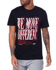 OUTRANK - We Move Different Tee-2452009