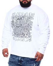 Sweatshirts & Sweaters - Hip Hop Music Sweatshirt (B&T)-2451594