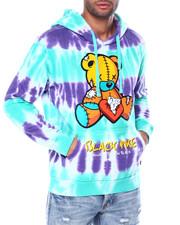 Buyers Picks - Broken Heart Teddy Tie Dye Hoodie-2452314