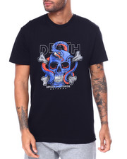 OUTRANK - Death Before Dishonor Tee-2451902