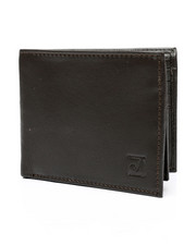 Wallets - Leather Passcase Wallet-2449130