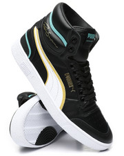 Puma - Puma x Ralph Sampson Mid Hoops Sneakers-2452229