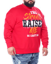 Sweatshirts & Sweaters - The Street Raised Me Sweatshirt (B&T)-2450563