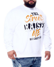 Sweatshirts & Sweaters - The Street Raised Me Sweatshirt (B&T)-2450559