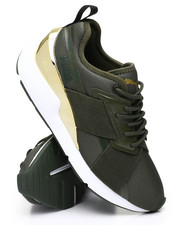 Footwear - Muse X-2 Metallic Sneakers-2452140