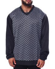 Sweatshirts & Sweaters - Jacquard Sweaters (B&T)-2452840