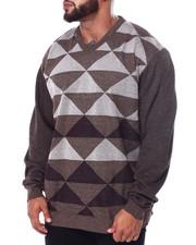 Sweatshirts & Sweaters - Jacquard Sweaters (B&T)-2452865