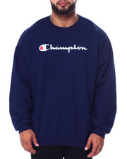Sweatshirts & Sweaters - L/S Fleece Crew (B&T)-2452927