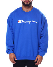 Champion - L/S Fleece Crew (B&T)-2452907