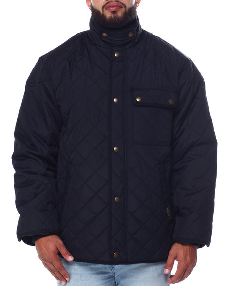 Buyers Picks - Marco Quilted Puffer Jacket (B&T)