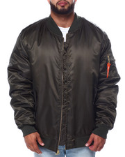 Phat Farm - Filled Flight Jacket W/Patches (B&T)-2452986