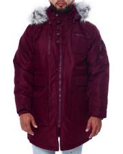 Heavy Coats - 3/4 Glacier Jacket (B&T)-2451440