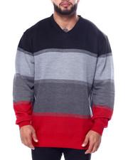 Big & Tall - Jacquard Sweaters (B&T)-2452826