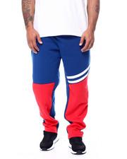 Pants - Color Block Fleece Pants (B&T)-2452871