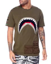 Hudson NYC - Utility SharksMouth Shirt-2452362