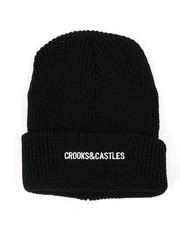 Crooks & Castles - New Core Beanie-2453273