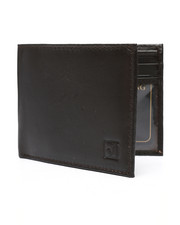 Wallets - Leather Bifold Wallet-2453643
