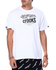 Crooks & Castles - Slashed Bandito Tee-2452709