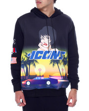 Hudson NYC - Icons Cry Girl Hoody-2453525