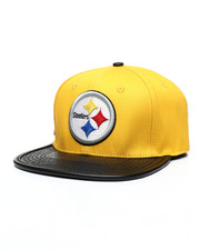 NBA, MLB, NFL Gear - Pittsburgh Steelers Logo Hat-2448455