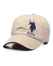 Dad Hats - US Polo ASSN Horse Dad Hat-2447401