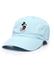 Dad Hats - Mickey Mouse Washed Dad Hat-2448080