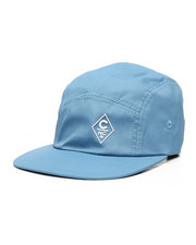 Crooks & Castles - CNC Check 5-Panel Hat-2450757