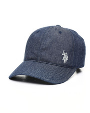 Dad Hats - US Polo ASSN Heather Dad Hat-2447419