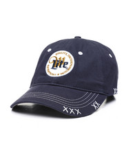 Dad Hats - Miller Lite Twill Dad Hat-2448307
