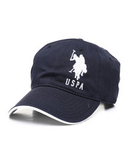 Dad Hats - US Polo ASSN Horse Dad Hat-2447393