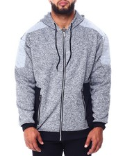 Big & Tall - Fleece MT Zip Hoodie (B&T)-2453843