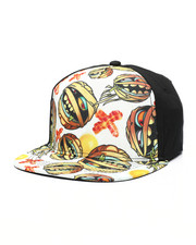 Hats - Madballs Dust Brain Eggs And Bacon Snapback Hat -2446913