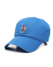 Dad Hats - US Polo ASSN Washed Dad Hat-2447450
