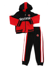 Akademiks - 2 Pc Fleece Set (4-7)-2448783