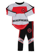 Sets - 2 PC Top & Leggings Set (2T-4T)-2448766