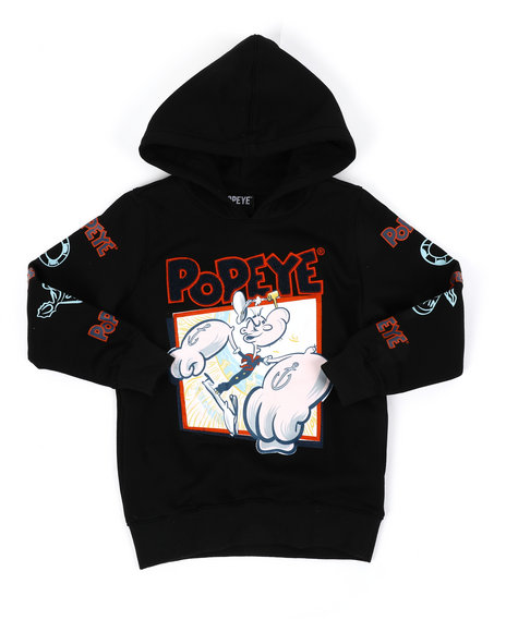 Looney Tunes - Out The Box Hoodie 5-18)