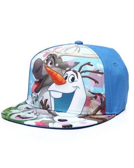 Arcade Styles - Frozen Sublimated Snapback Hat