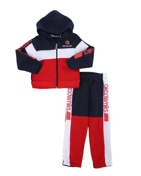 Akademiks - 2 Pc Fleece Set (2T-4T)