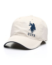 Dad Hats - US Polo ASSN Horse Dad Hat-2447375