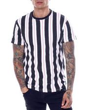 Men - Color Chalk Stripe Tee-2453925