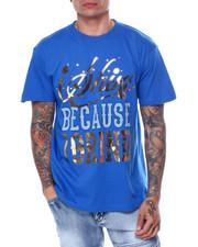 Shirts - I Shine Because I grind Foil Tee-2454527