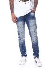 Buyers Picks - Cut and Sew Jean w Paint Splatter-2454756
