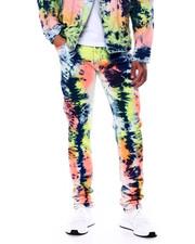 Buyers Picks - Coral Tie Dye jean-2454789