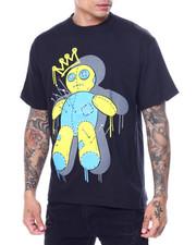 Men - Voodoo Doll w Crown Tee-2454200