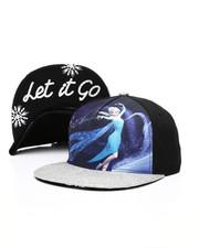 Hats - Frozen Elsa Snapback Hat-2446712